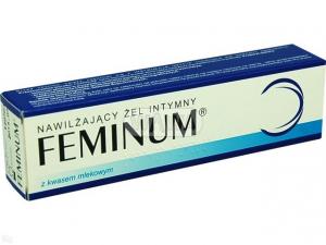 Feminum żel intymny dla kobiet 40ml