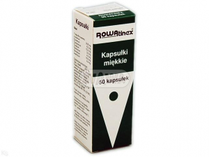 Rowatinex x 50 kaps.