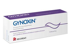 Gynoxin 2% krem dopochwowy 30g