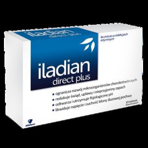 Iladian direct plus x 10 tabl.dopoch.