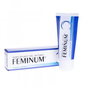 Feminum żel nawilżający intymny dla kobiet 60 g