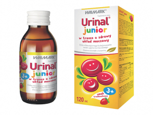 Urinal Junior płyn doustny 120 ml