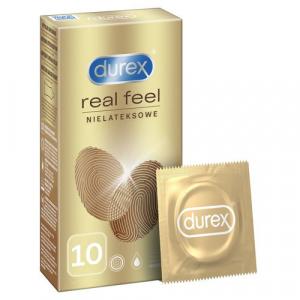 Prezerwat. DUREX RealFeel 10 szt.